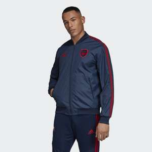 Adidas Arsenal FC Anthem Jacket - £37.48 + £3.99 delivery / free for Creators Club members @ Adidas Shop