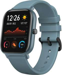 Amazfit GTS Smart Watch - Steel Blue (AMOLED, GPS, 14 Day Battery, 12 Sports Modes) - £83.58 Delivered @ Amazon