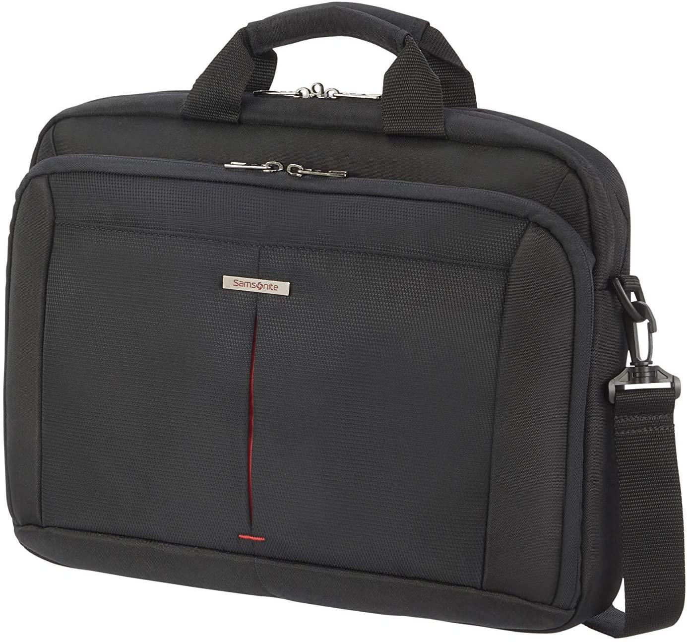 Samsonite Guardit 2.0 - 15.6 Inch Laptop Briefcase, 40 cm, 14.5 Litre, Black at Amazon for £25