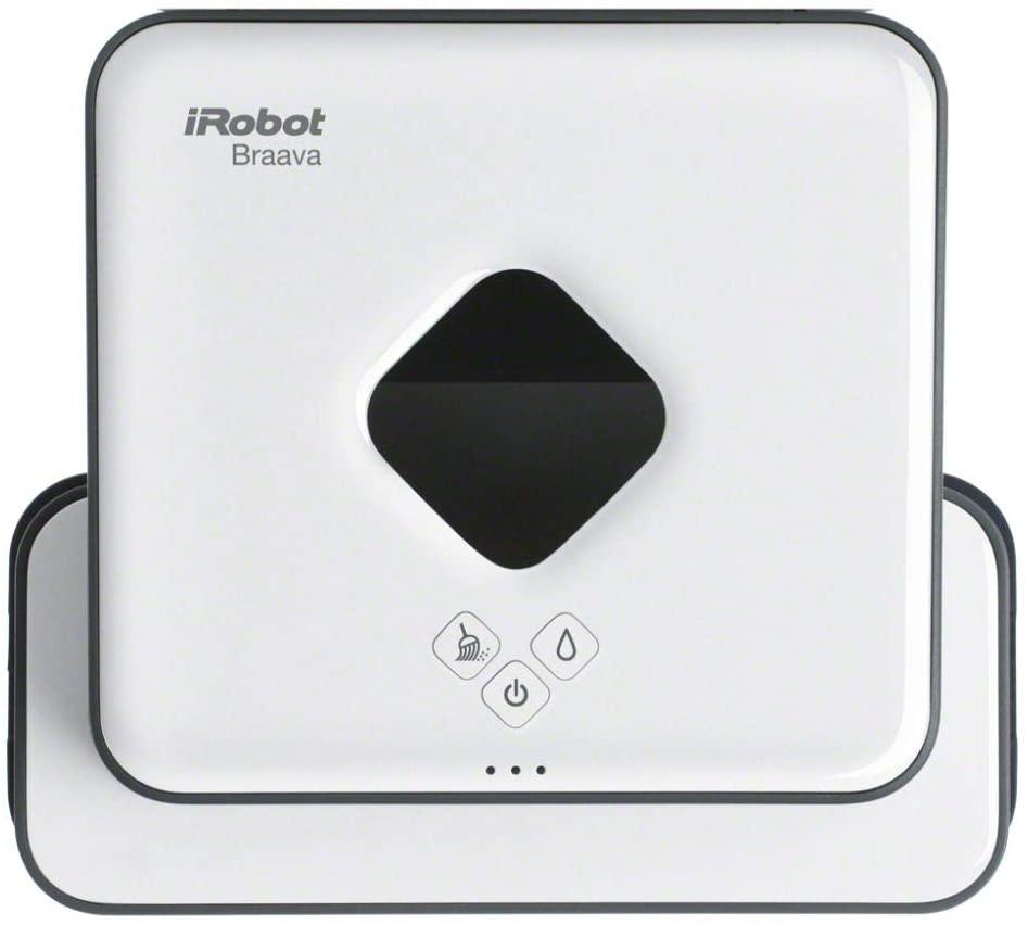 iRobot Braava 390t robot mop - £143.46 / £137.48 with fee free card @ Amazon Germany