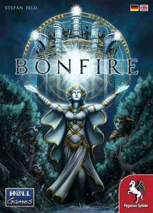 Bonfire Board Game £41.80 with code @ Playboardgames