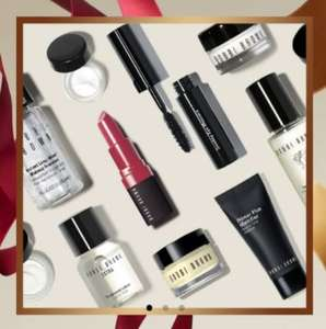 Bobbie Brown UK: Free gifts on orders over £55 Free lipstick when you spend over £65
