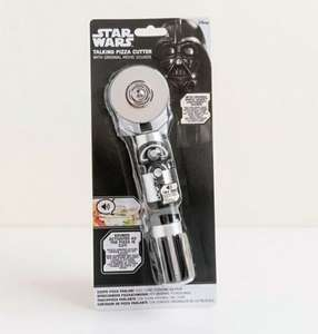 Star Wars Darth Vader Lightsaber Pizza Cutter With Sounds £14.99 at Truffle Shuffle