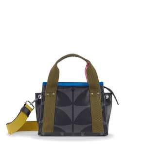 Buy any Orla Kiely bag and get a free wallet at orlakiely