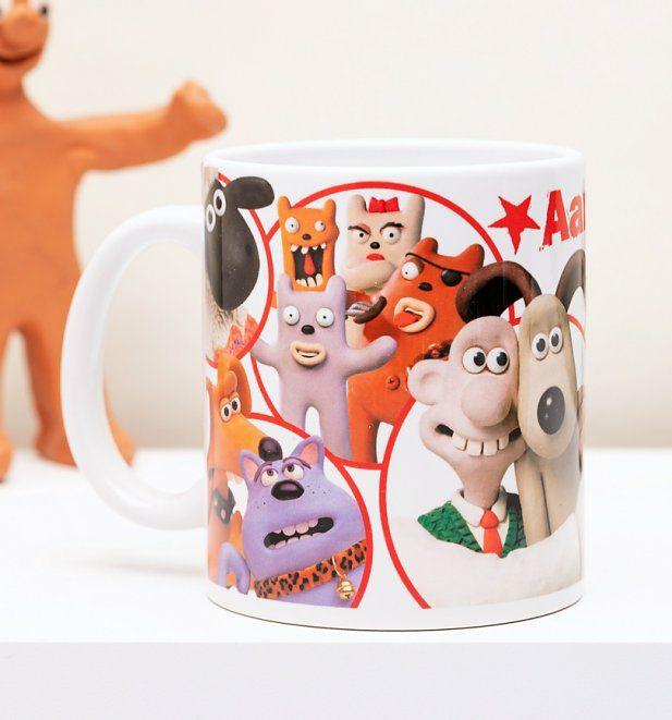 Aardman Gang Mug £4.89 @ Truffle Shuffle (£3.95 delivery)