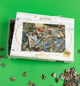 Harry Potter Horcrux 500 Piece Jigsaw Puzzle £11.99 (£3.95 delivery) @ Truffle Shuffle