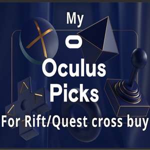 """Update of Cross Buy titles on sale for the Oculus Quest (via Rift store sale) e.g. """"Bonfire"""" for £1.99 instead of £3.99 @ Oculus"""