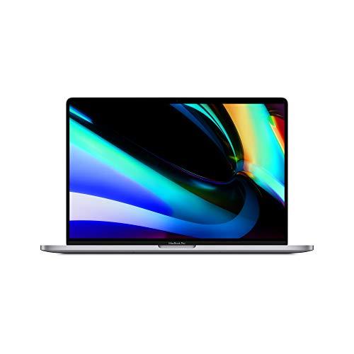 New Apple MacBook Pro (16-inch, 16GB RAM, 512GB Storage, 2.6GHz Intel Core i7) - Space Grey £2,148.00 @ Amazon