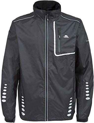 Trespass Axle Cycling Jacket black size S £15.56 (+£4.49 non-prime) @ Amazon
