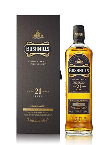Bushmills 21 Years Aged Malt Whiskey 70 cl £145 @ Amazon