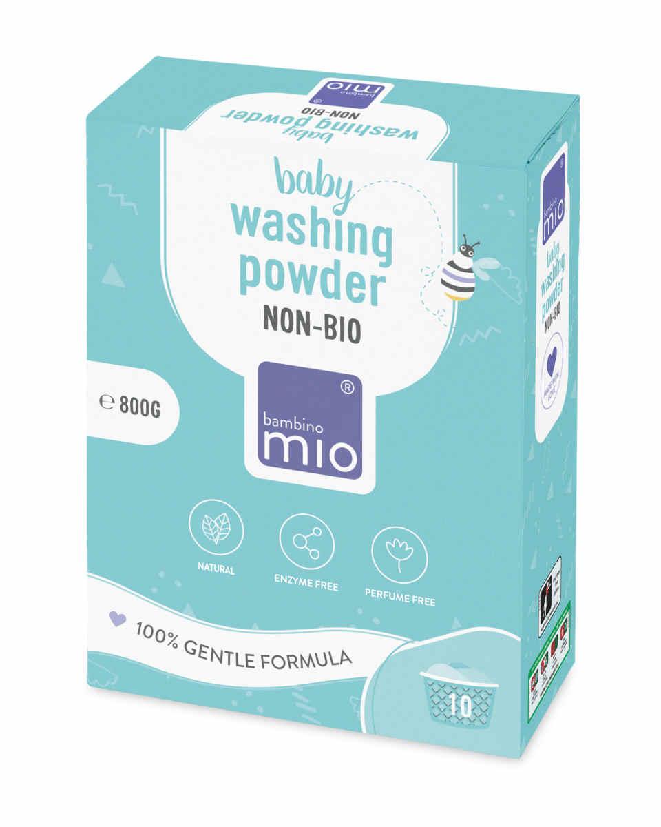 Bambino Mio Baby Laundry Cleanser 300g or Bambino Mio Baby Washing Powder Non-Bio 800g, 49p-was £2.99 In Store @ Aldi (Robroyston, Glasgow)
