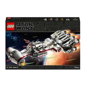LEGO Star Wars 75244 Tantive IV Cruiser Building Set £149.99 Smyths Toys - click & collect (limited availability)