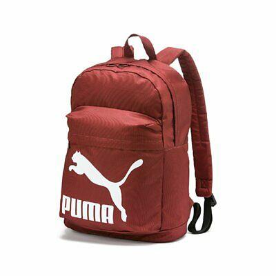 20L Puma Original Backpack - Red, £10.99 delivered at argos/ebay