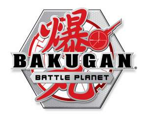 Bakugan Battle Planet 10 card booster pack 40p @ asda instore