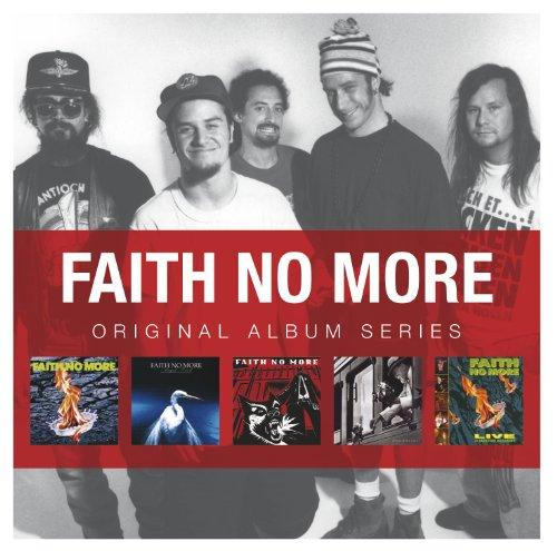 Original Album Series [Explicit] by Faith No More (5 digital albums!) £3.49 @ Amazon music