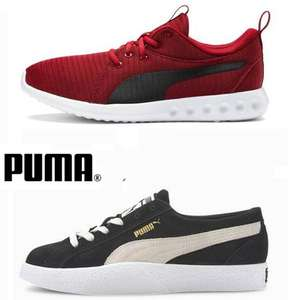 22% Off Everything using voucher code - Includes the up to 50% Off Sale + Free delivery on £45 (otherwise £3.95) @ Puma