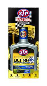 STP GST77400EN Car Care Ultra System Cleaner, 5 in 1 Concentrated Cleaning Formula for Diesel Engines 400 ml £10.61 Prime / £15.10 Non Prime