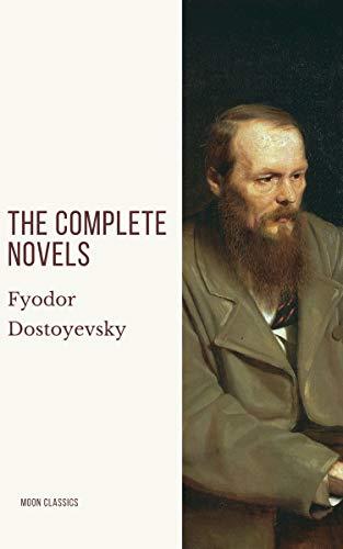 Fyodor Dostoyevsky: The Complete Novels (The Brothers Karamazov/ Crime & Punishment/ The Idiot and more) - Kindle Edition Free @ Amazon