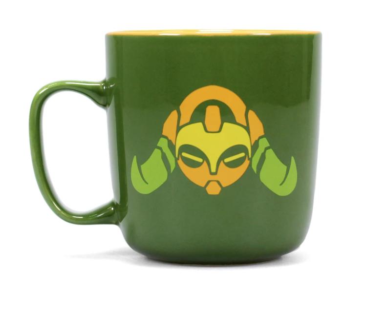 Overwatch mugs £1.99, bowls £3.99 & messenger bag £6.99 @ Half moon bay - £2.95 delivery