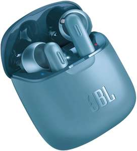 JBL TUNE 220TWS, True Wireless Bluetooth Earbuds with Mic, 19 Hours Total Battery Life - £49.99 @ Amazon