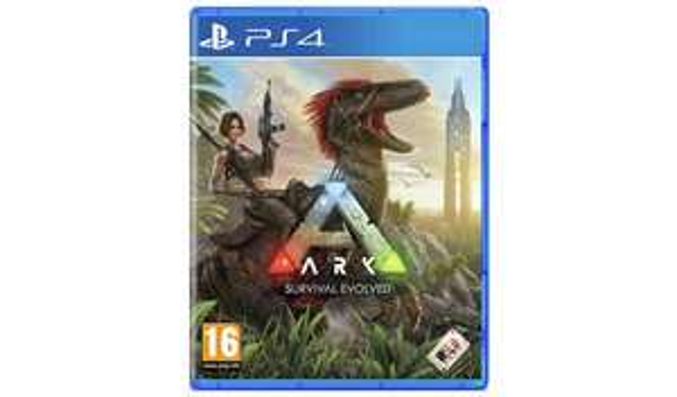 Ark Survival Evolved PS4 £17.99 @ Argos