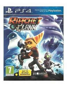 Ratchet and & Clank PS4 - Play Station 4 - Ratchet & Clank at best-uk-deals-ltd eBay