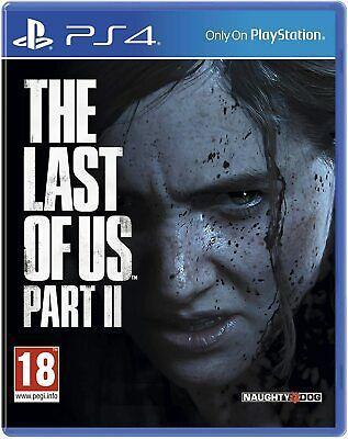 [PS4] The Last Of Us Part II (Ex Rental) - £26.99 delivered @ Boomerangrentals / ebay