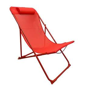2 Eurohike Reno Deck Chairs. Free Click And Collect £18 @ Go Outdoors
