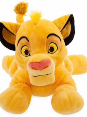 Disney Lion King Large Simba toy - £19.50 (+£3.95 postage) @ Disney Shop