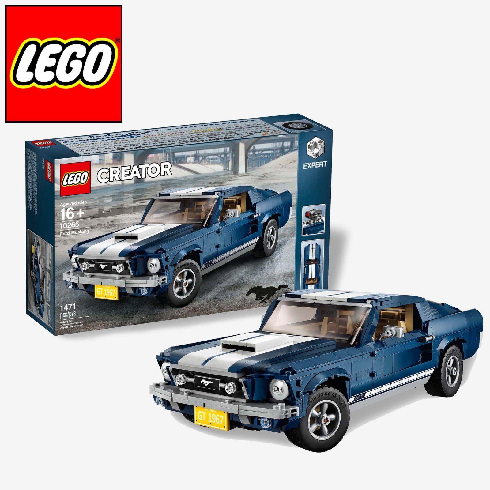 Lego 10265 Creator Expert Ford Mustang - £96 @ Jarrold