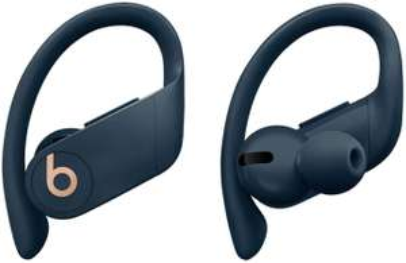 Powerbeats Pro Wireless Earphones in Navy - £176 inc del, John Lewis & Partners