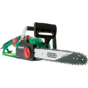 Qualcast 2000W Chainsaw + 2 years guarantee for £50.03 (free click + collect) @ Homebase