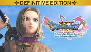 FREE 10 Hour demo of Dragon Quest XI S on Steam