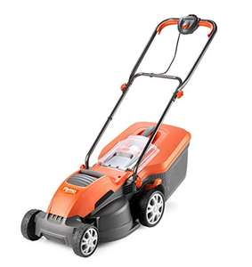Flymo Speedi-Mo 360VC Electric Rotary Lawn Mower, 1500 W, 36 cm Cutting Width, 40 L Grass Box £83.49 @ Amazon