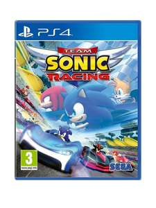 Team Sonic Racing PS4 - £9.99 + £3 Click and Collect / £3.99 Delivery @ Very