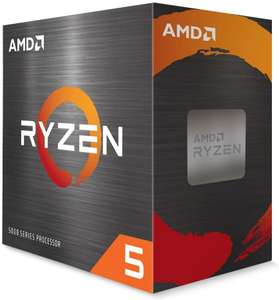 AMD Ryzen 5 5600X Processor (6C/12T, 35MB Cache, up to 4.6 GHz Max Boost) - £279.99 @ Amazon