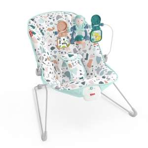 Fisher-Price Signature Terazzo Baby Bouncer £9.99 with code + free click & collect @ Argos