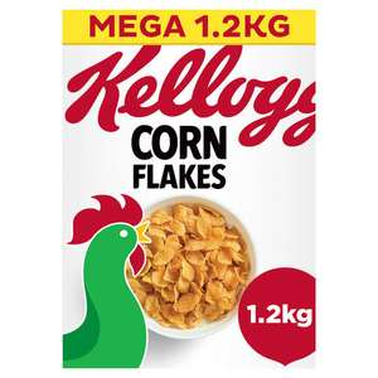 Kelloggs Cornflakes 1.2kg £2.89 instore Iceland Warehouse Wakefield