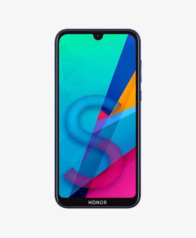 "Honor 8S Blue 5.71"" 32GB 4G Unlocked & SIM Free - £84 at BoxedTech"