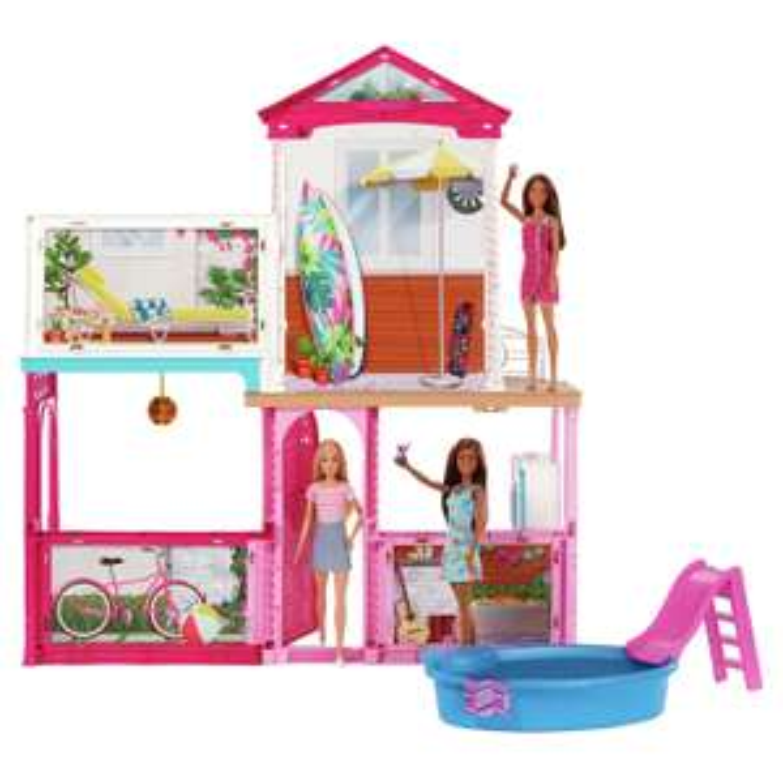 Barbie Estate dolls house - £67.50 @ Argos