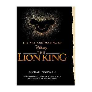 Making Of The Lion King: Behind The Scenes Stories - Hardcover - £11.99 Delivered @ Forbidden Planet