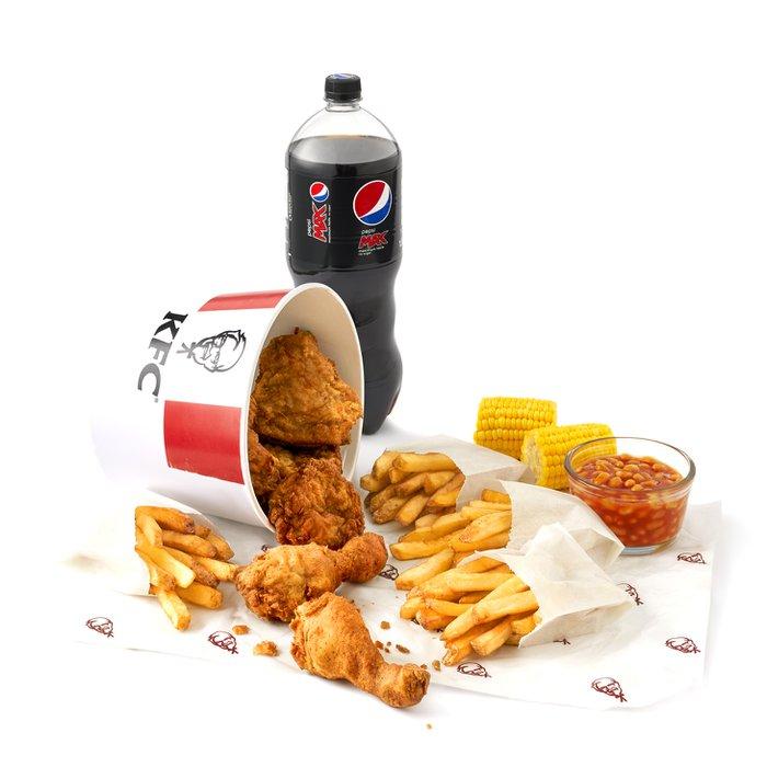 6 Piece Family Feast - £6.99 via App @ KFC