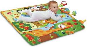 VTech 3-in-1 Grow with Me Playmat £9.99 Delivered @ Argos eBay Now £7.99
