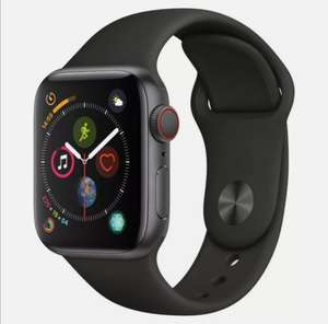 Apple Watch Series 4 44mm Space Grey GPS £182.15 / LTE £194.57 Good Refurb With Code @ Music Magpie / Ebay
