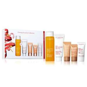 Clarins Firming Favourites Collection £55 delivered / No7 Perfect Party Collection £75 delivered @ Boots