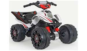 Injusa Mercedes-Benz 12V Powered Quad Bike £118.80 free click and collect at Argos