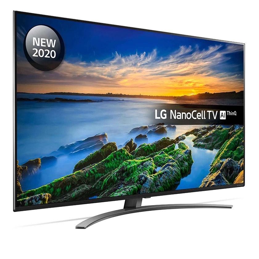 """LG 55NANO866NA Nano86 55"""" (2020) 4K HDR TV £699 @ Spatial Online"""