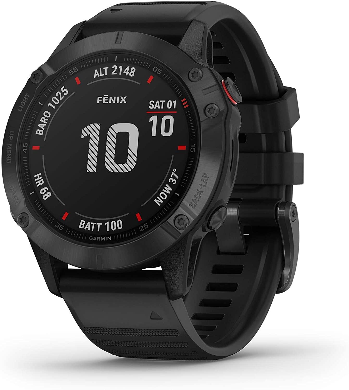 Garmin Fenix 6 Pro 2yr warranty grade B £350 @ CeX