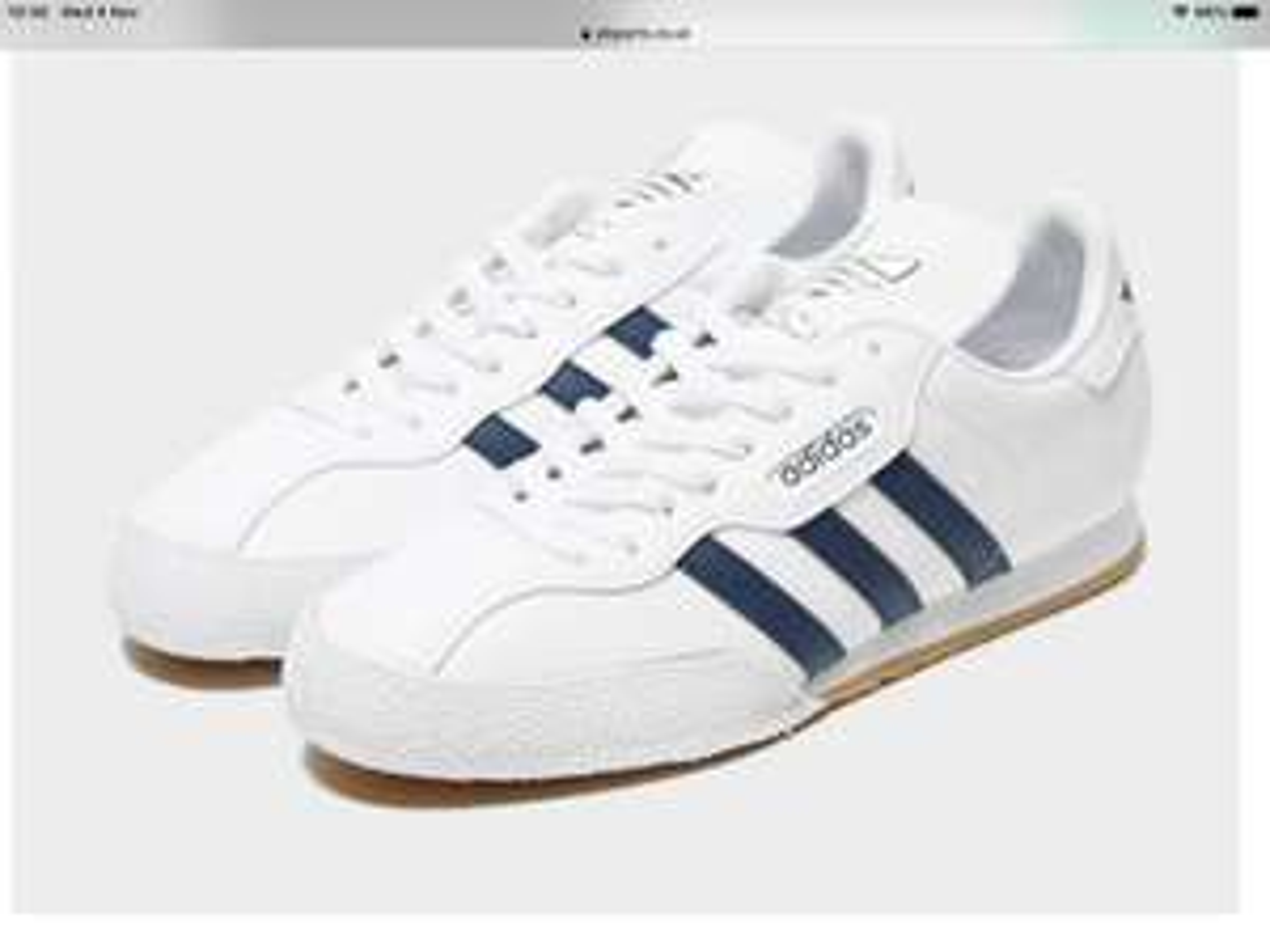 Adidas Samba Super Trainers - £50 @ JD Sports
