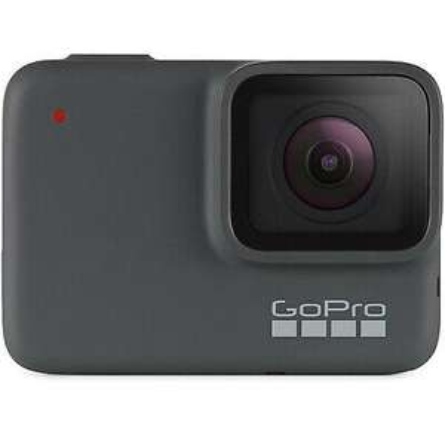 Refurb (1 year warranty) GoPro HERO7 Silver Waterproof 4K HD 10MP Action Camera - £140.98 delivered at gopro_certified_uk / eBay